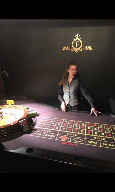 Ikväll har vi premiär för Roulette på Frimis …